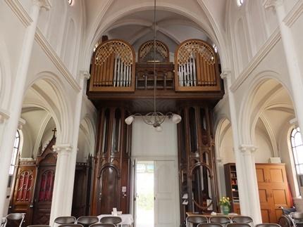 山形県鶴岡市 鶴岡カトリック教会天主堂