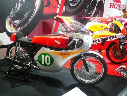 ホンダCR166