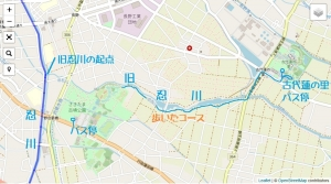 20190314_古代蓮の里バス停