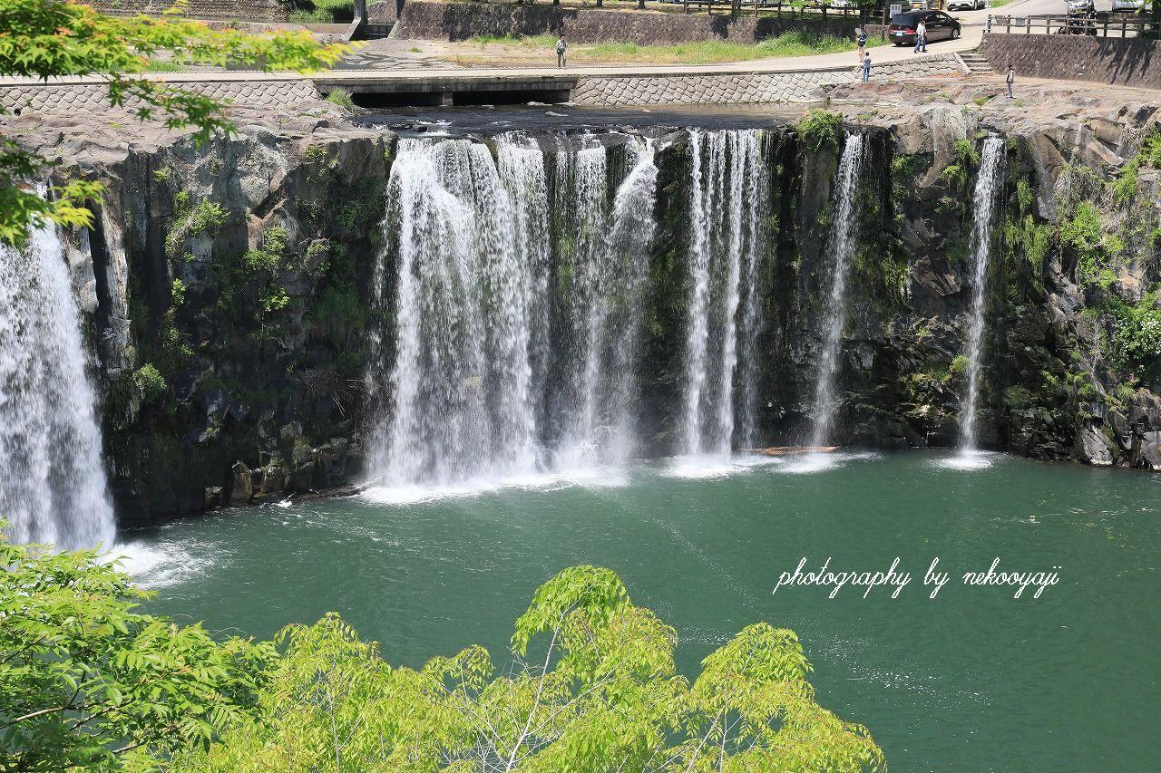 原尻の滝8