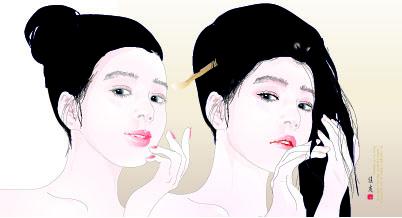 2019 4 3 顔の描き方4