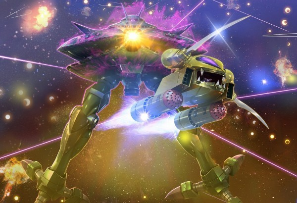 基本無料のブラウザ戦略シミュレーションゲーム『ガンダムジオラマフロント』ユニット「Gアーマー」など登場するガシャを開催