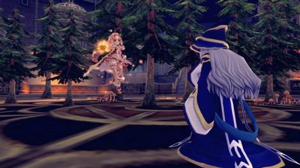 基本無料のアニメチックファンタジーオンラインゲーム『幻想神域』天空の塔に上級階層を実装