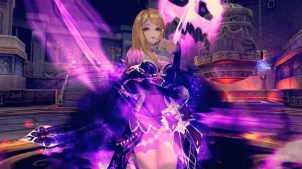 基本プレイ無料のアニメチックファンタジーオンラインゲーム幻想神域、天空の塔に上級階層を実装
