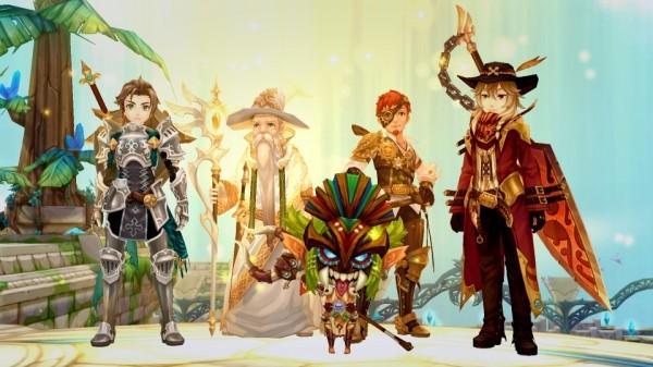 基本プレイ無料のドラマチックアクションRPGセブンスダーク、様々なアイテムを獲得できる4つのイベントを開催