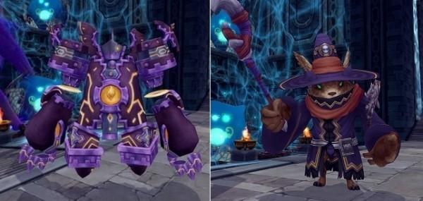 ファンタジーMMORPG『星界神話』 新ダンジョン「Lv98.禁忌の工場」を実装したよ~