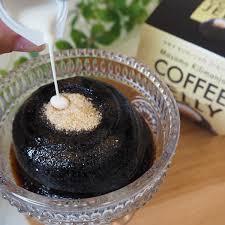 カフェカルディ マサマキリマンジャロコーヒーゼリー2