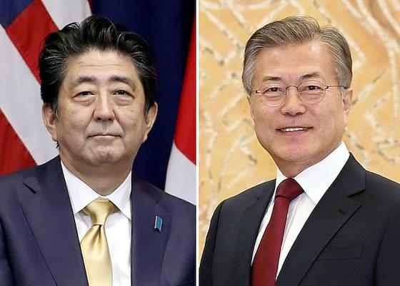 日韓首脳会談 G20 安倍首相 文在寅