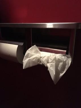 トイレ トイレットペーパー 女子力 インスタ映え TikTok