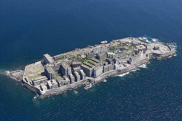 具然竽 グ・ヨンチョル 韓国 軍艦島 端島
