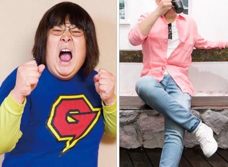 ピン芸人・ガリガリがリクソン(33)、5ヶ月で50kgのダイエットに成功、すっかり別人の容貌に(画像) … 「この度、脂肪に別れを告げてデブを引退する事になりました。ハリウッドセレブみたいな生活をしていたら75・1kgになりました」