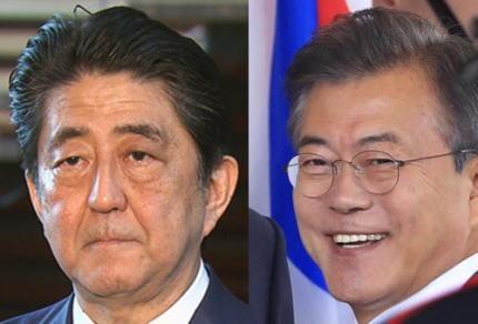 安倍首相、大阪G20首脳会合の際、韓国・文在寅大統領との個別の首脳会談を見送る検討 … 「文氏に冷え込んだ日韓関係を改善する意思が感じられず、建設的な対話が見込めない」