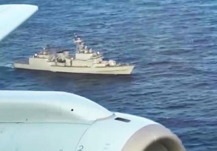 韓国国防部 「『日本の哨戒機が韓国艦艇に近づいてきたら、指針に基づき強力な軍事的対応措置を断行する』と日本大使館の駐在武官を呼んで説明したよ」