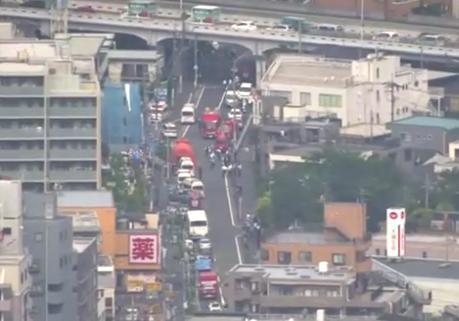 川崎市登戸にある登戸第一公園で「複数人が包丁で刺された」と通報 … 小学生含む複数人が意識不明の重体、小学生8人と大人7人の合わせて15人がケガ