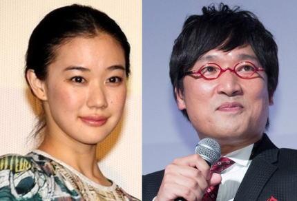 南海・山里亮太(42)と女優の蒼井優(33)が婚姻届を提出 … 交際期間わずか2カ月、2人を引き合わせたのは相方のしずちゃん