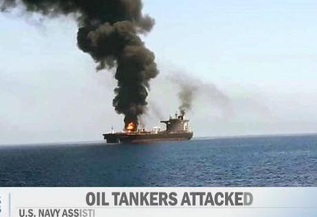 米国国防総省当局者 「ホルムズ海峡のタンカー攻撃は、イランが引き起こした可能性が高い」との声明
