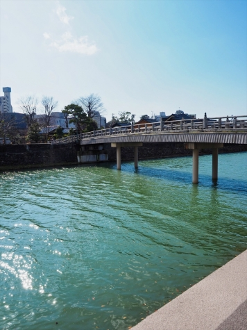 中の橋【浅野川】