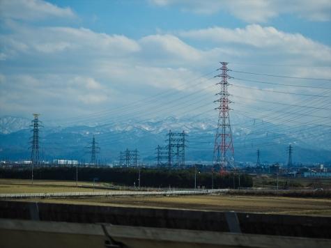 富山市付近