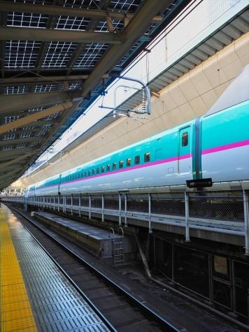 JR東京駅 10番線ホームより