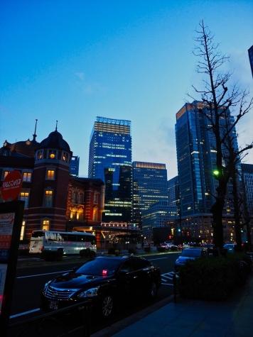 JR東京駅 丸の内口