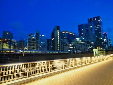 竜閑さくら橋【日本橋川】