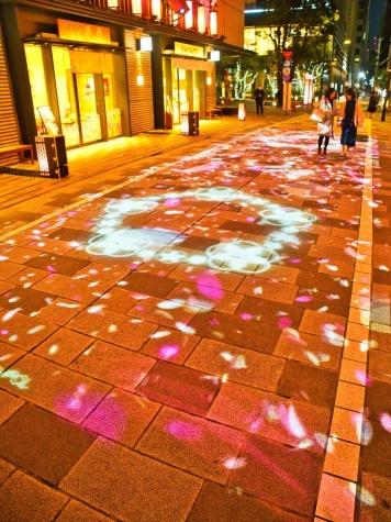 サクラカーペット【日本橋 桜フェスティバル2019】