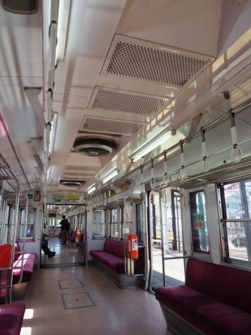 上毛電気鉄道 700形 電車 716F