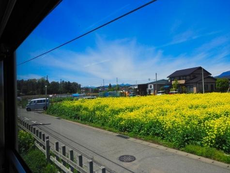 赤城駅~粕川駅