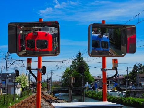 上毛電気鉄道 700形 電車 713F&716F【中央前橋駅】