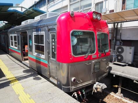 上毛電気鉄道 700形 電車 713F【中央前橋駅】