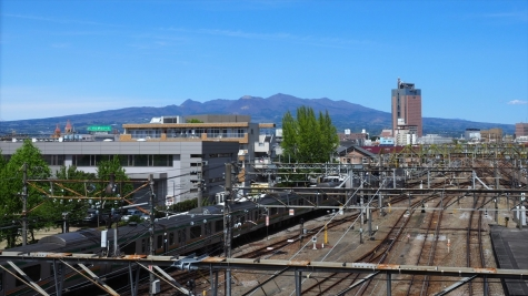 JR 新前橋駅