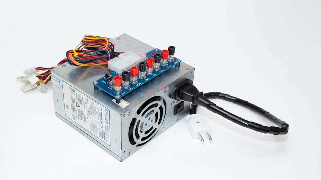 Raspberry Pi システム用電源