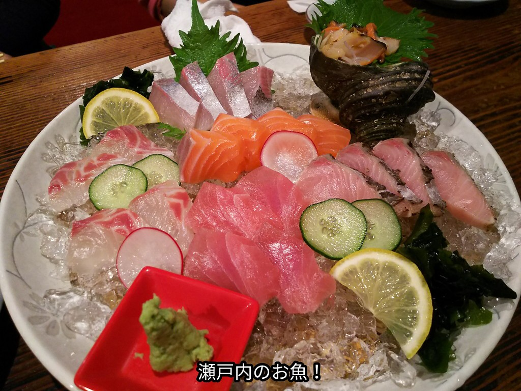 瀬戸内のお魚