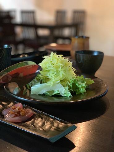 石垣島野底 フォレスターレ・ウーノ(マンゴーサラダ)
