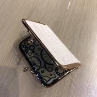 アレアレア がま口カードケース