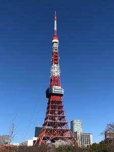 東京タワー2019