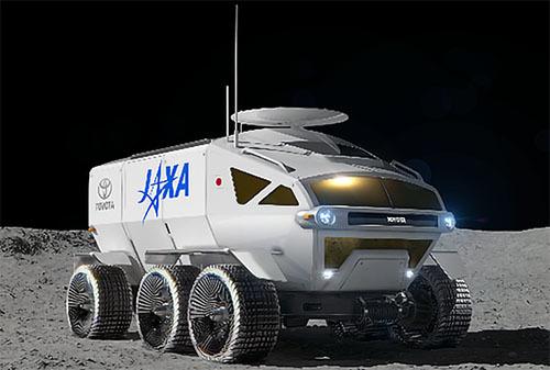 トヨタが国際宇宙探査ミッションに挑戦