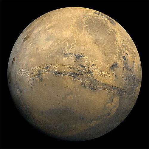 火星の水はいつどのくらいあったのか