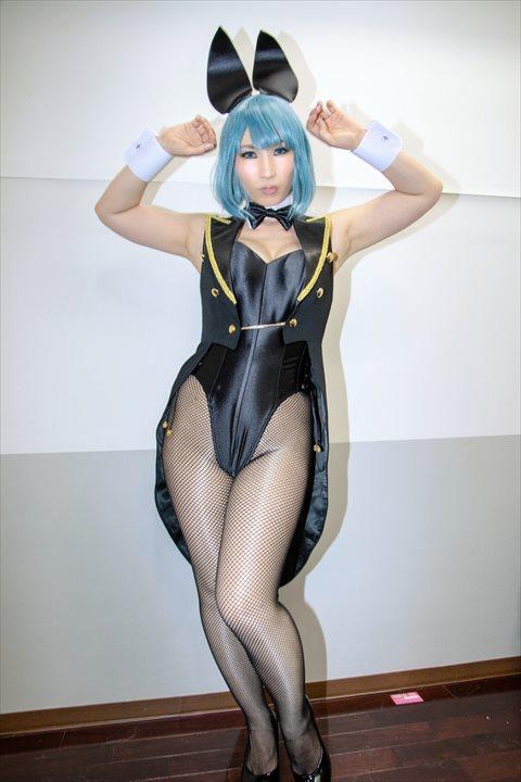 バニーガール キシコ コスプレ 01