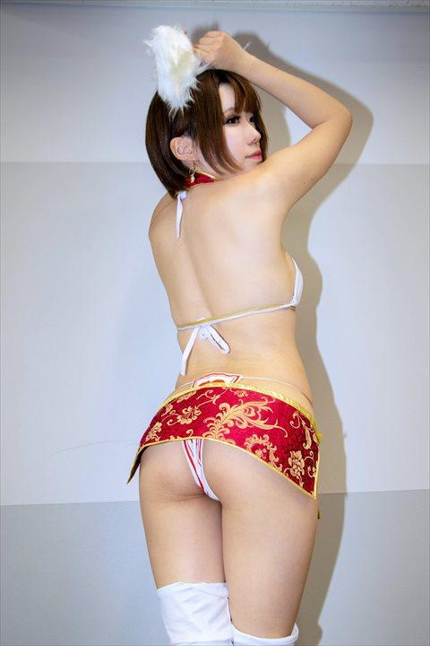 松岡奈々 大阪コスコン 4