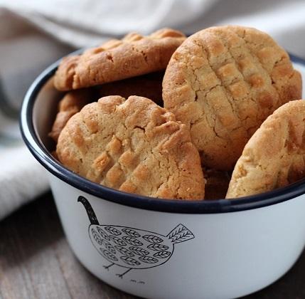 ピーナッツバタークッキー4
