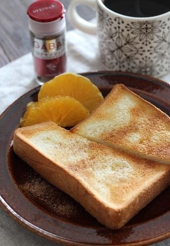 バターシナモントースト