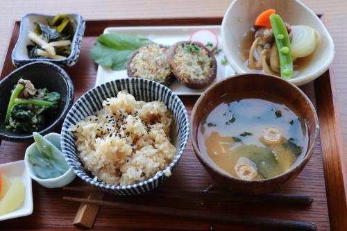 玄米菜食カフェ Bejita