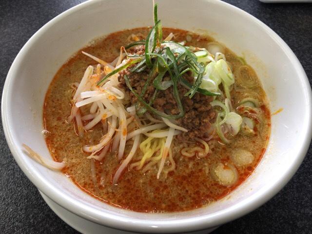 味噌担担麺