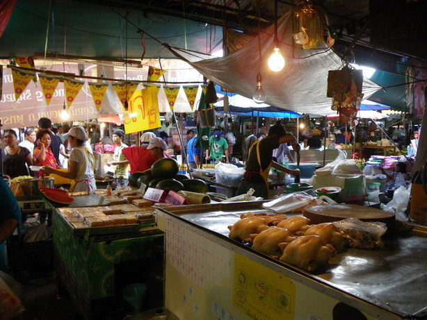 Nonthaburiの市場2_サイズ変更
