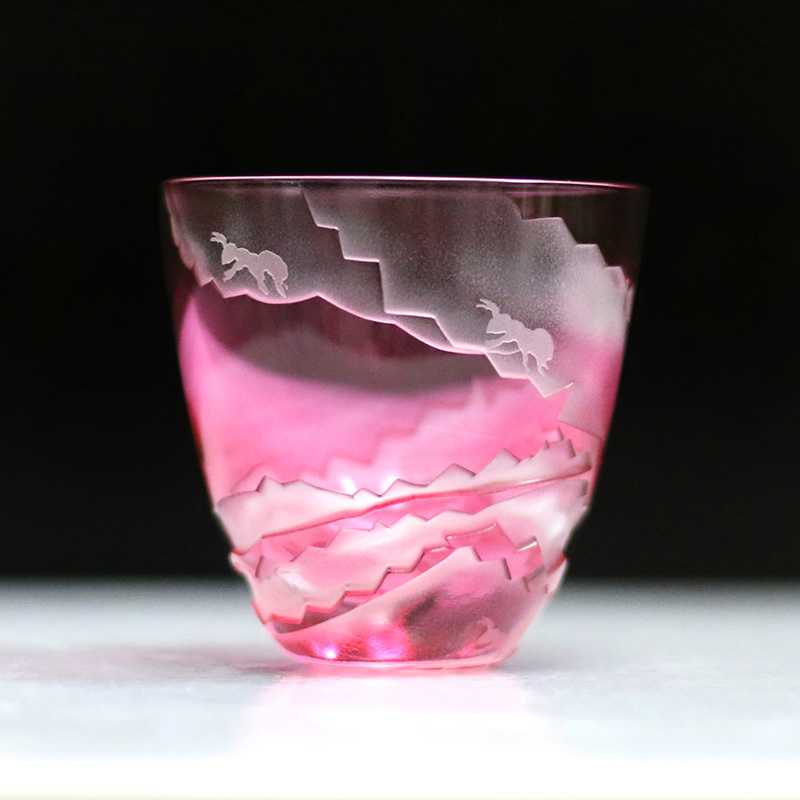 神谷麻理子 切子 グラス 虫 大田区 池上 パンタレイ pantarheicraft ガラス