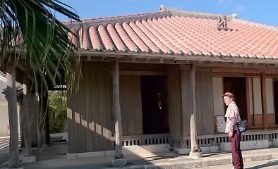 沖縄の伝統的家屋
