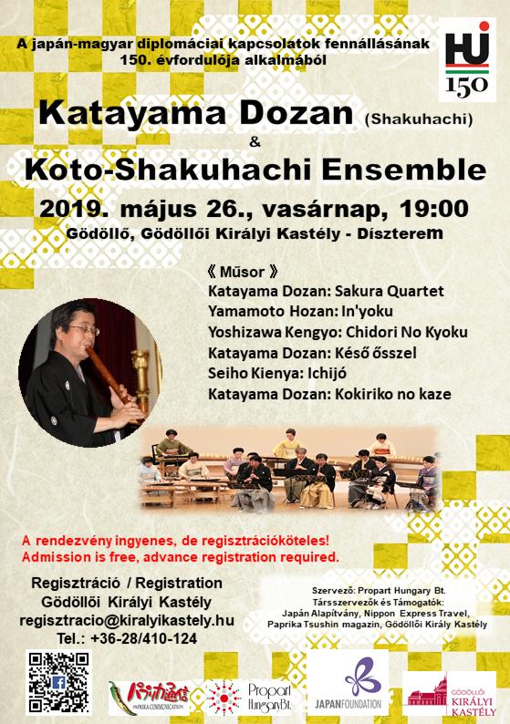 Katayama Dazan-Gödöllő Koncert-20190526-HU-A4
