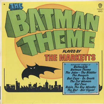 OT_MARKETTS_THE BATMAN THEME PLAYED BY THE MARKETTS_20190404