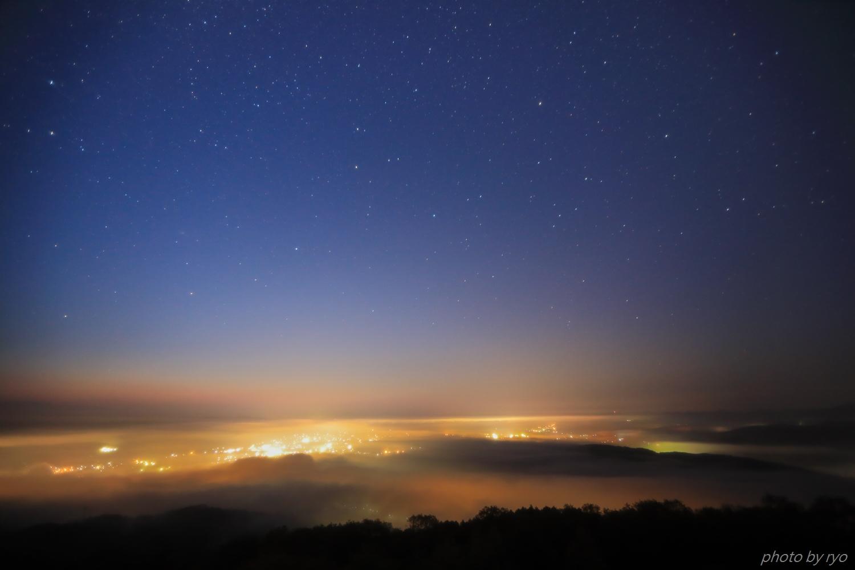 新緑の霧の海_1